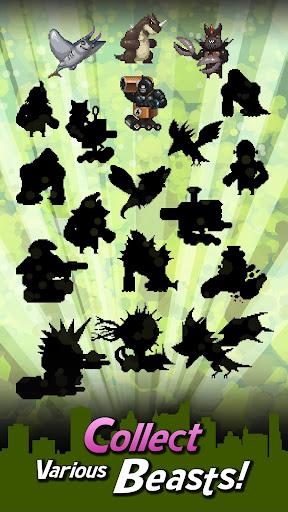 World Beast War: Merge Rampage Monsters  screenshots 17