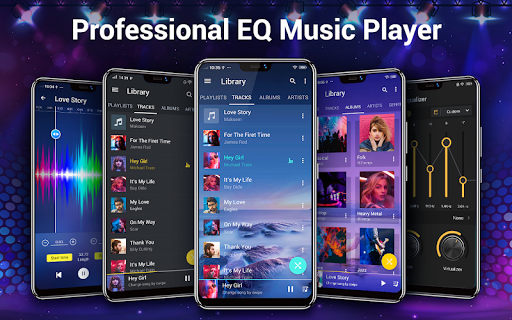 Music Player- Free Music & Mp3 Player 1.8.2 Screenshots 14
