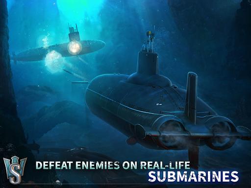 WORLD of SUBMARINES: Navy Warships Battle Wargame Apkfinish screenshots 21