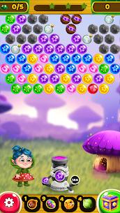 Bubble Shooter MOD APK- Flower Games (Unlimited Lives) Download 7