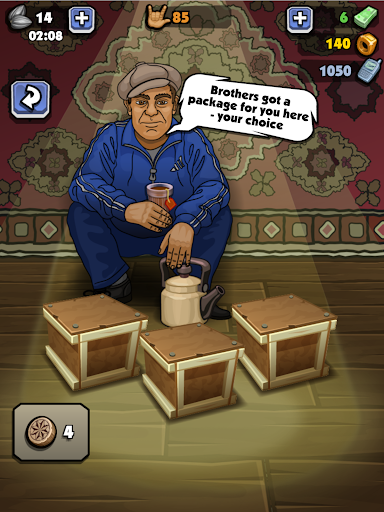 Gopnik. Puzzles adventure apkdebit screenshots 11
