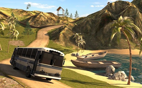 Bus Simulator Free Screenshot