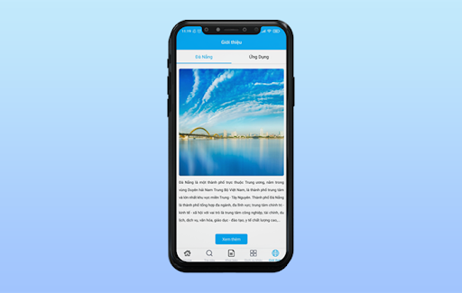 Danang Smart City android2mod screenshots 15