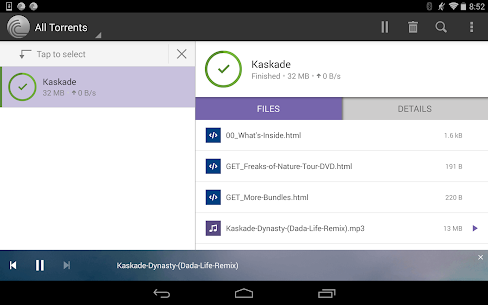 BitTorrent Pro APK (MOD, Full Unlocked) 8