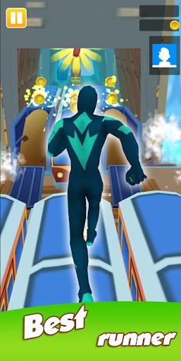 Super Heroes Run: Subway Runner 1.1.3 screenshots 14