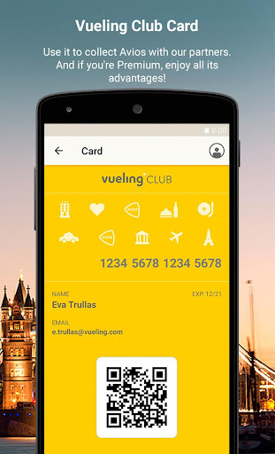 Vueling - Cheap Flights apktram screenshots 7