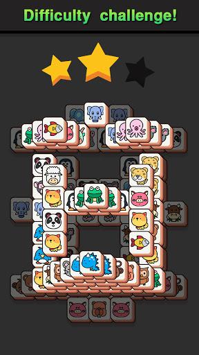 Match Animal-u00a0Free Tile master&Match Brain Game apkslow screenshots 8