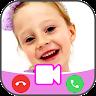 New Fake Call Chat Nastya APK Icon