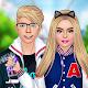 High School Couple: Girl & Boy Makeover cover