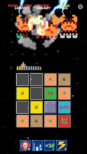 2048 INVADERS 1.0.8 screenshots 3