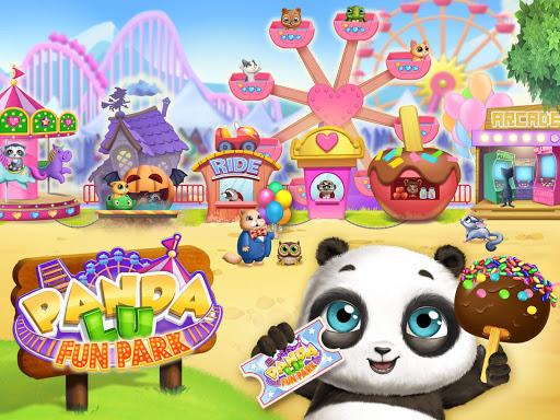 Panda Lu Fun Park - Amusement Rides & Pet Friends 4.0.50002 screenshots 11