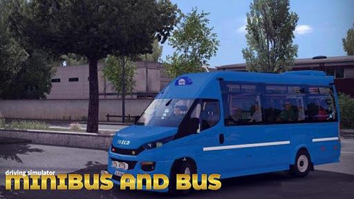 Minibus Dolmus Bus Simulator Turkey 2021 0.6 screenshots 1