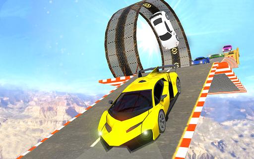 Mega Ramp Car Simulator Game- New Car Racing Games screenshots 6
