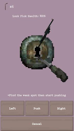u2622 The Wanderer - Post-Apocalyptic RPG Survival  screenshots 5