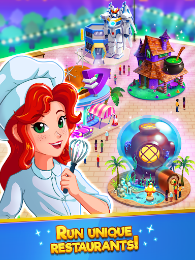 Chef Rescue - Cooking & Restaurant Management Game 2.12.4 Screenshots 9