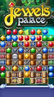 Jewels Palace: World match 3 puzzle master