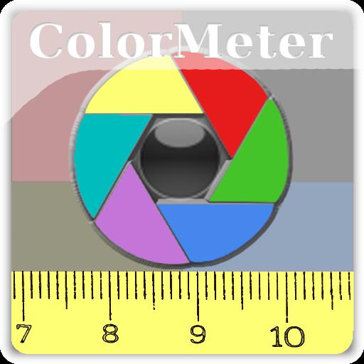 ColorMeter camera color picker