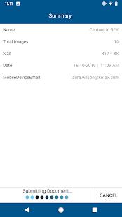 Kofax Mobile Capture