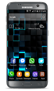 Launcher & Theme Huawei P20 Pro 1.0.0 Unlocked MOD APK Android 1