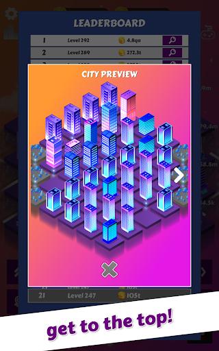 Merge City: idle city building game  screenshots 12