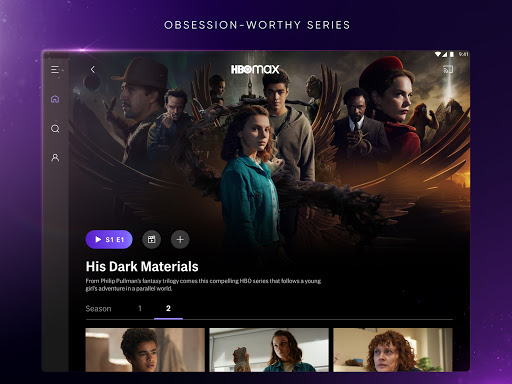 HBO Max: Stream and Watch TV, Movies, and More 50.10.1.117 screenshots 21