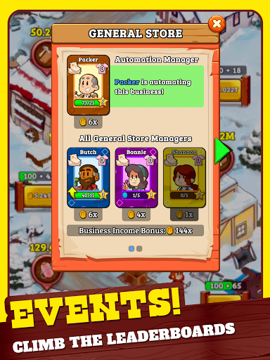 Idle Frontier: Tap Town Tycoon 1.066 screenshots 17