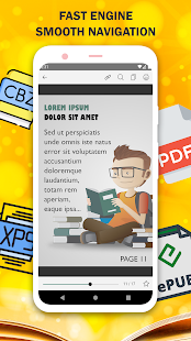 Fast PDF Reader 2021 - PDF Viewer, Ebook Reader Screenshot