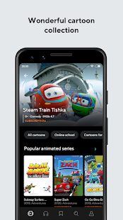 MEGOGO - TV, movies, cartoons and audiobooks 4.1.5 Screenshots 4