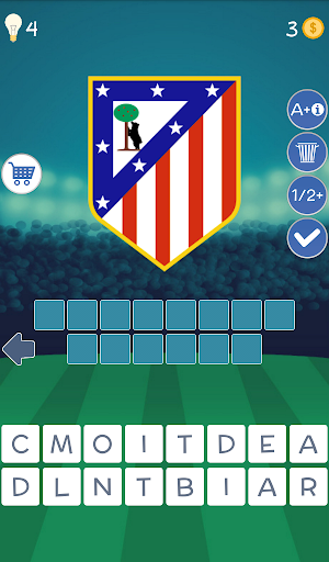 Soccer Clubs Logo Quiz 1.4.41 screenshots 11