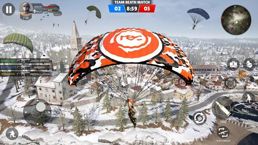 Modern Cover Hunter Multiplayer 3D team Shooter 1.8 screenshots 1