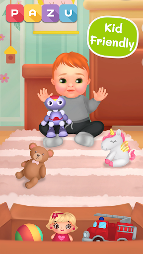Chic Baby 2 - Dress up & baby care games for kids  Screenshots 2