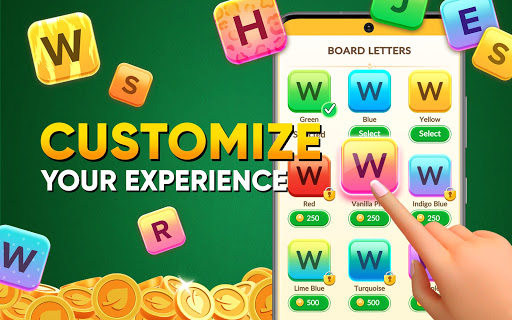 Word Life - Connect crosswords puzzle 3.7.1 screenshots 11