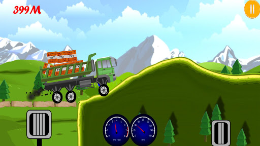 Truck simulator  screenshots 4