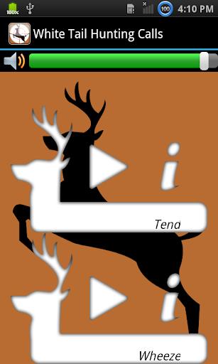 Whitetail Hunting Calls  screenshots 5