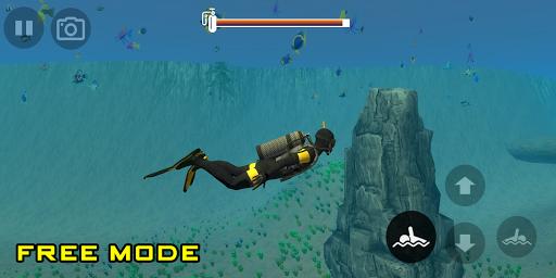 Scuba Dive Game - Underwater hunting game Apk 1.11 screenshots 4