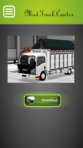Mod Truck Canter Bussid Indonesia Update 2.0 Paidproapk.com 1