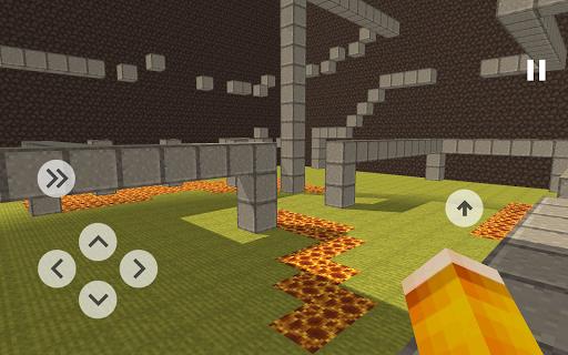 Blocky Parkour 3D  screenshots 6