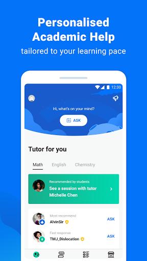 Snapask: Personalized Study App apktram screenshots 2