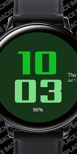 BigNums Watch Face for Wear OS 4