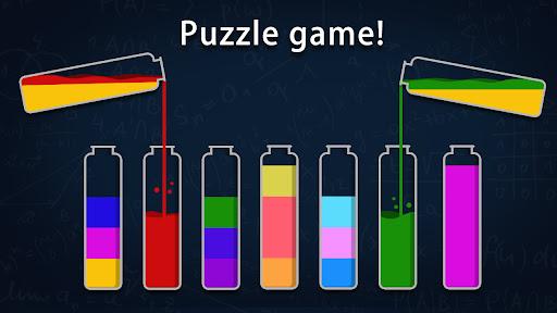 Water Sort-Color Sorting Puzzle apkdebit screenshots 2