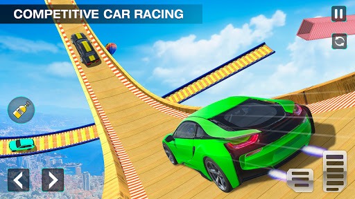 Ramp Car Stunts 3D: Mega Ramp Stunt Car Games 2020 1.0.03 screenshots 4