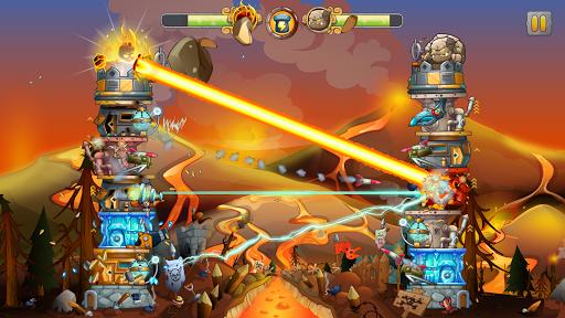 Télécharger Tower Crush - Gratuit de Stratégie APK MOD (Astuce) screenshots 1
