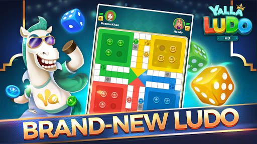 Yalla Ludo HD apktram screenshots 1