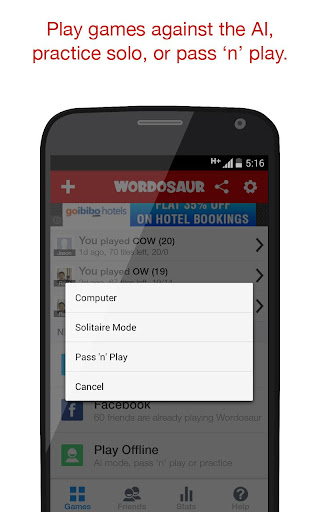 Wordosaur Top Rated Word Game 1.0.48 screenshots 5