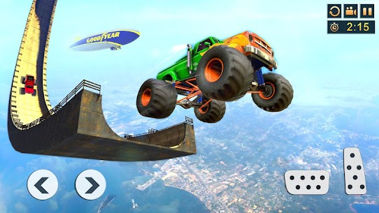 Monster Truck Stunt Driving For Pc | How To Install (Windows & Mac) 1