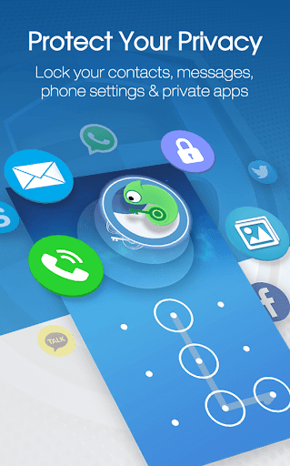 LOCX Applock Lock Apps & Photo  Screenshots 1
