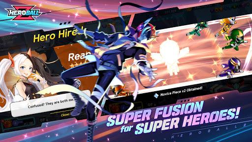 Hero Ball Z  screenshots 13