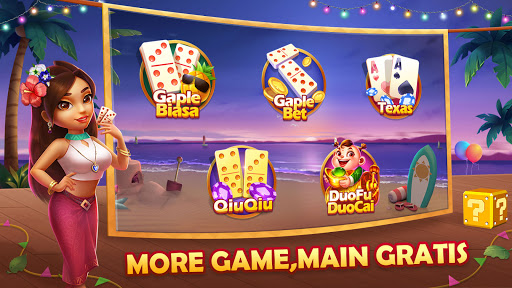 Domino QiuQiu Gaple Slots Online apklade screenshots 1