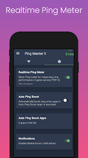 Ping Master X: Set Best DNS For Gaming [Pro] Screenshot