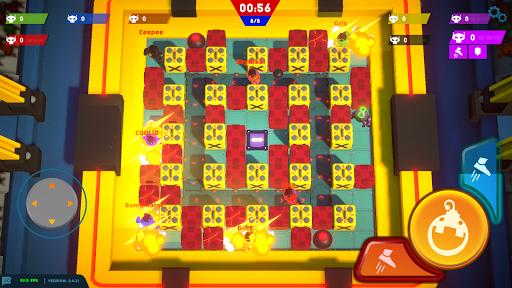 Bomb Bots Arena - Multiplayer Bomber Brawl 0.6.406 screenshots 3